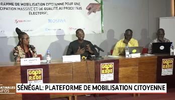 Sénégal: plateforme de mobilisation citoyenne