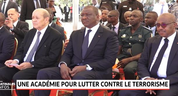 Côte d'Ivoire: une académie de lutte contre le terrorisme