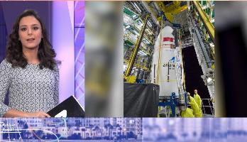 """""""برنامج  خاص"""" مباشر على ميدي1تيفي لمواكبة إطلاق القمر الصناعي """"محمد السادس-باء"""""""