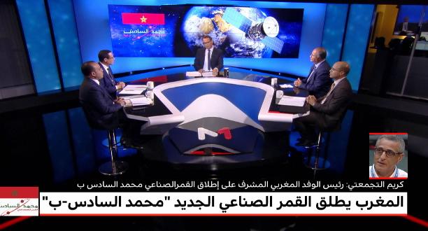 """أجواء إطلاق القمر الصناعي """"محمد السادس - ب"""" على لسان رئيس الوفد المغربي"""