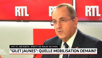 """""""Gilets jaunes"""": quelle mobilisation samedi?"""