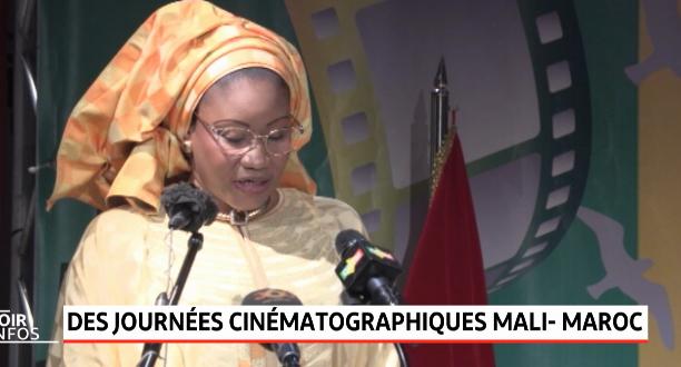 Des journées cinématographiques Mali - Maroc