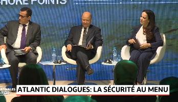 Atlantic Dialogues: la sécurité au menu
