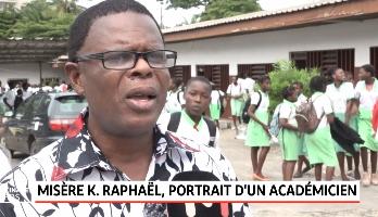 Misère K.Raphaël: portrait d'un académicien