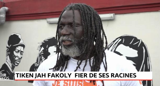 Tiken Jah Fakoly, fier de ses racines