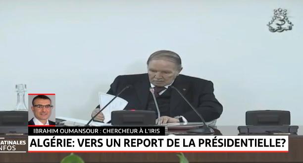Algérie: vers un report des présidentielles