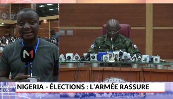 Élections au Nigeria: l'armée rassure