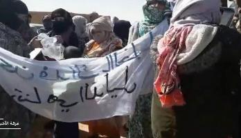 ارتفاع حدة الاحتجاجات في مخيمات تندوف