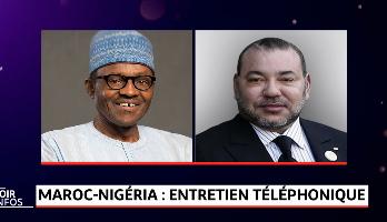 Entretien téléphonique entre le Roi Mohammed VI et le président nigérian Muhammadu Buhari