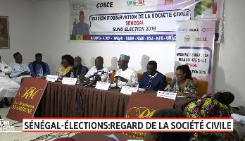 Elections au Sénégal: regard de la société civile