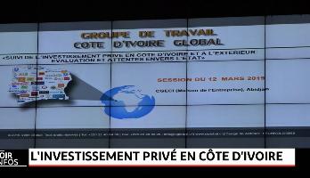Investissement privé en Côte d'Ivoire: état des lieux