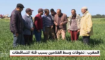 المغرب .. تخوفات وسط الفلاحين بسبب قلة التساقطات