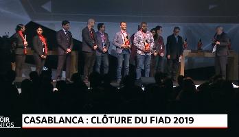Casablanca: Clôture du FIAD 2019