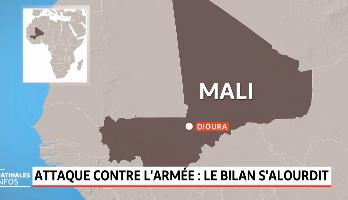 Attaque dans le centre du Mali : plusieurs militaires tués