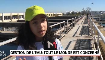 Maroc: campagne de sensibilisation à l'importance de la gestion de l'eau