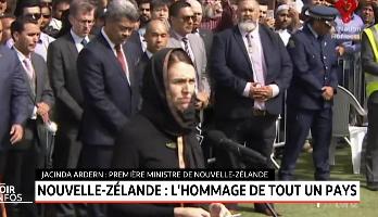 Nouvelle Zélande: le pays rend hommage aux victimes