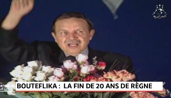 Algérie: retour sur les 20 ans de règne de Bouteflika