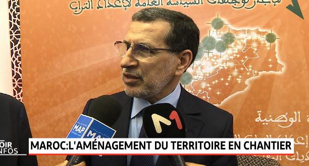 Maroc : l'aménagement du territoire en chantier