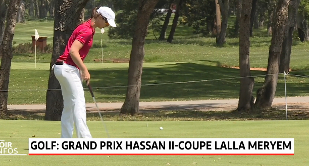 Golf: le 46è Trophée Hassan II et la 25è Coupe Lalla Meryem