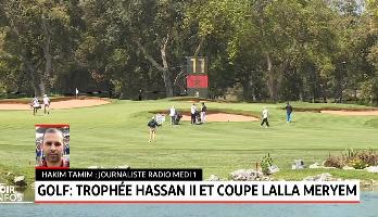 46è Trophée Hassan II : Brillante entrée en jeu de l'Anglais Jordan Smith