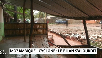 Mozambique : le bilan du cyclone Kenneth s'alourdit