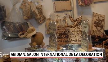 Abidjan: salon international de la décoration