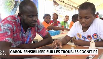 Gabon: sensibilisation contre les troubles cognitifs