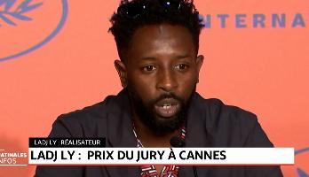 Festival de Cannes: Ladj Ly remporte le prix du jury
