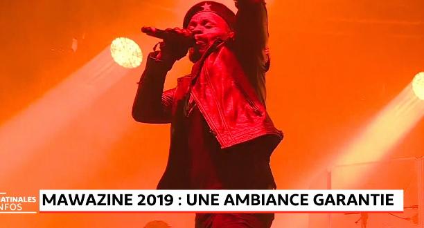 Mawazine 2019: Kery James triomphe sur la rive du Bouregreg