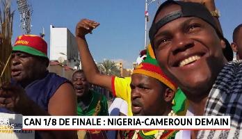 8ème de finale de la CAN : un classique du football continental, Nigeria-Cameroun