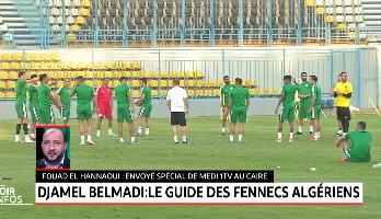 Djamel Belmadi: le guide des fennecs Algériens