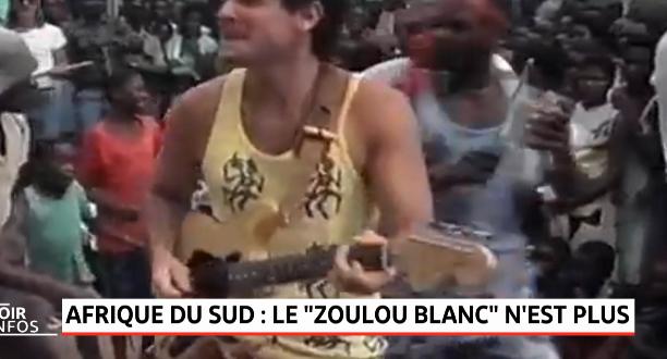 """Afrique du Sud: décès de Johnny Clegg, le """"Zoulou Blanc"""""""