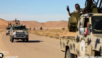 ليبيا .. قوات حفتر تستعد لهجوم واسع النطاق على العاصمة طرابلس