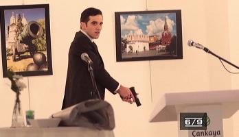فيديو .. توالي ردود الأفعال بعد مقتل السفير الروسي ومحققون روس يتوجهون إلى أنقرة