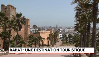 Rabat, une destination prisée par les touristes