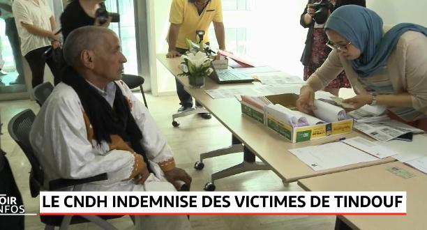 Le CNDH indemnise des victimes de Tindouf