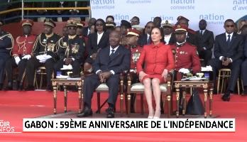 Le Gabon fête son indépendance