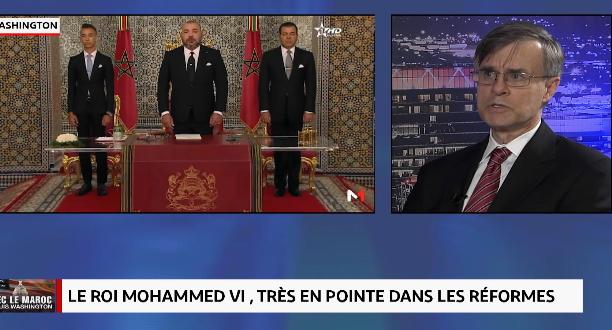 Le Roi Mohammed VI est très en avance dans les réformes à l'instar de l'instance équité et réconciliation