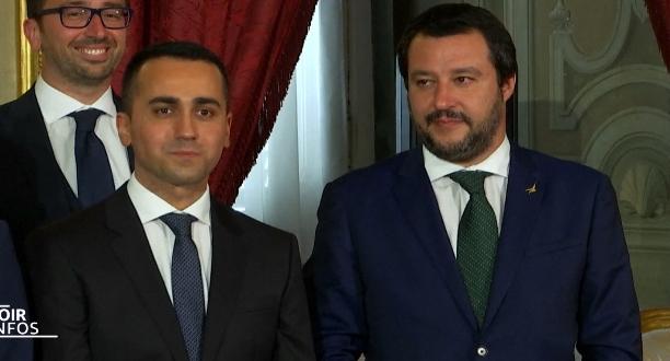Italie: démission du Premier ministre italien