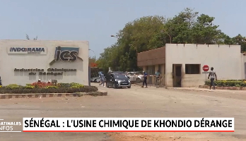 Déchets toxiques déversés en mer à Khondio: la population en colère