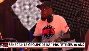 Sénégal: le groupe de rap PBS fête ses 30 ans