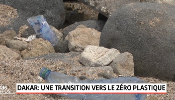 Dakar: une transition vers le zéro plastique