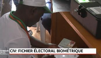 Niger: fichier électoral biométrique