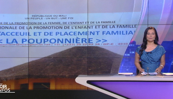 Mali: la pouponnière d'État de Bamako