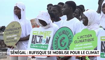 Sénégal: Rufisque se mobilise pour le climat