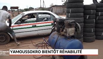 Yamoussoukro bientôt réhabilitée