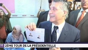 Présidentielle en Tunisie: retour sur une journée de vote cruciale