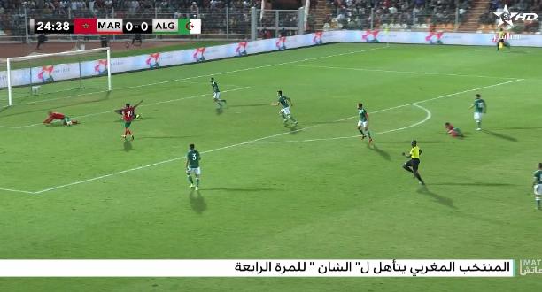 روبورتاج .. تألق لافت لفرسان البطولة الاحترافية في مباراتهم أمام الجزائر