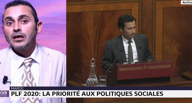 Maroc: Le PLF 2020 présenté au parlement