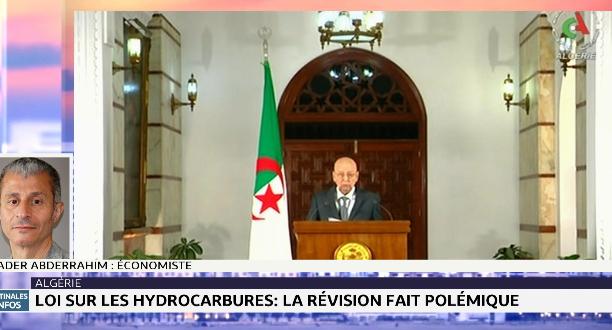 Algérie : La révision de la loi sur les hydrocarbures fait polémique